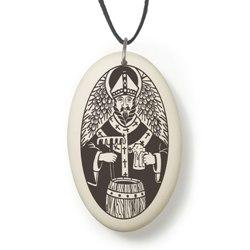 St. Arnold Fine Porcelain Pendant (gift box)
