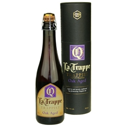 La Trappe Quadrupel Oak Aged Ale 12.7 oz