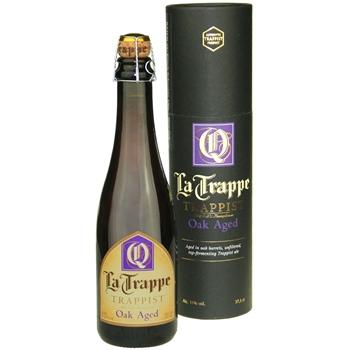 La Trappe Quadrupel Oak Aged Ale 12.7 oz