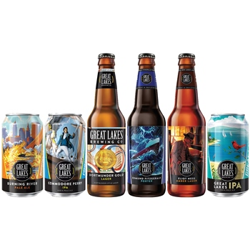 6-pack Great Lakes Sampler