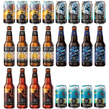 24-pack Great Lakes Sampler