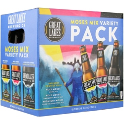 Great Lakes Moses Mix Variety Pack