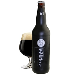 Great Lakes Imperial Oyster Stout 22 oz