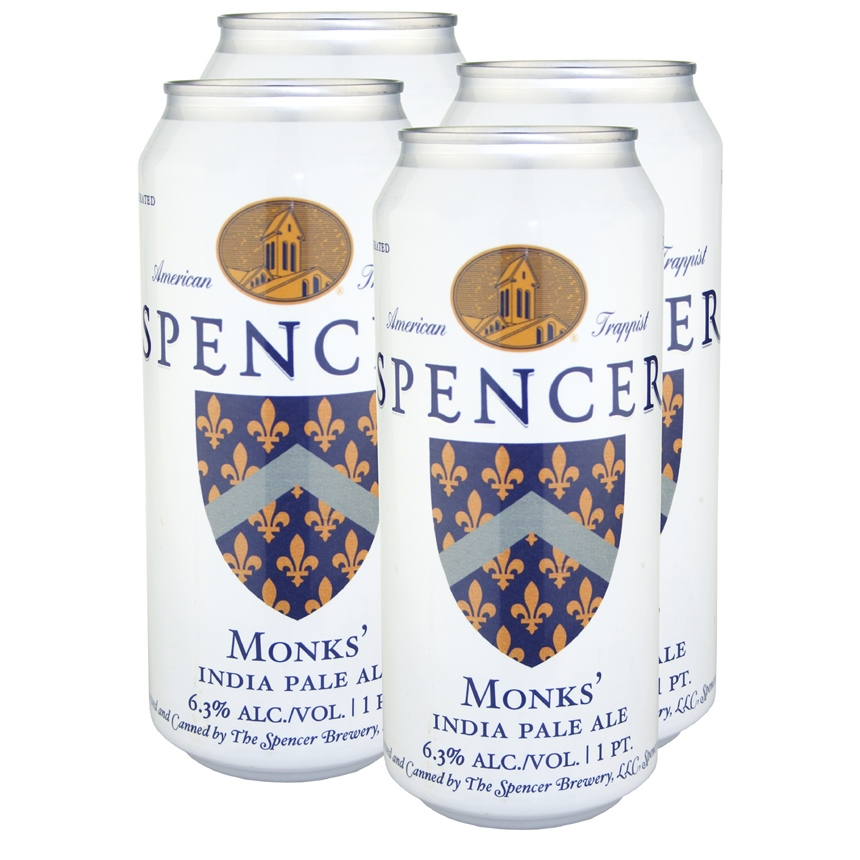 Spencer Monks' IPA (4-can pack)