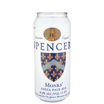 Spencer Monks' IPA 16-oz. can