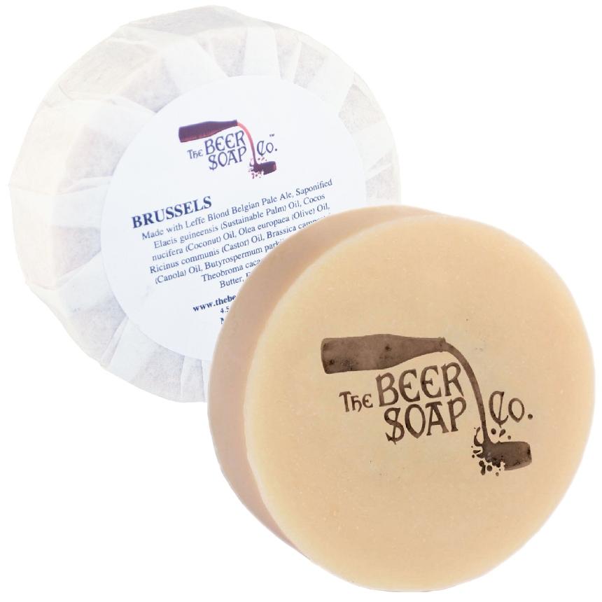 Brussels Beer Soap