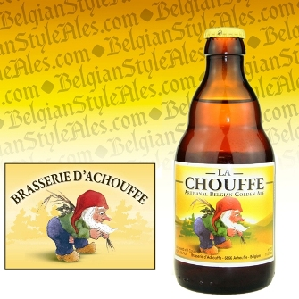 La Chouffe Golden Ale 11.2 oz