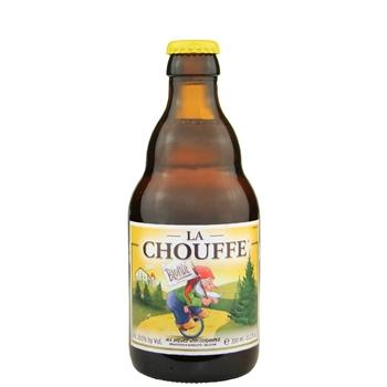 La Chouffe Blonde Ale 11.2 oz