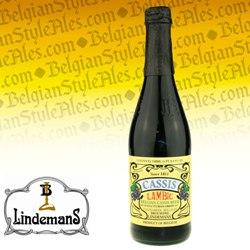 Lindemans Cassis (Blackcurrant) Lambic 25.4 oz