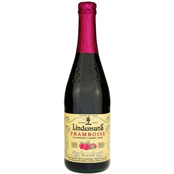 Lindemans Framboise (Raspberry) Lambic 25.4 oz