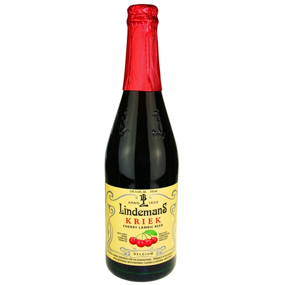 Lindemans Kriek (Cherry) Lambic 25.4 oz