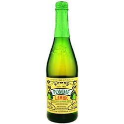 Lindemans Pomme (Apple) Lambic 25.4 oz
