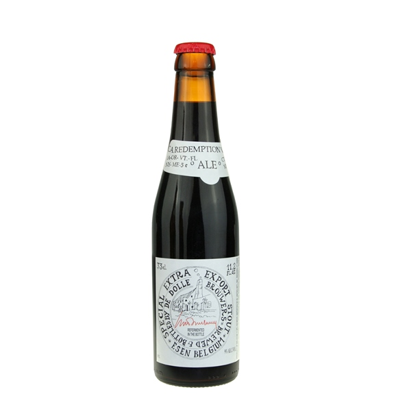 De Dolle Extra Export Stout 11.2 oz