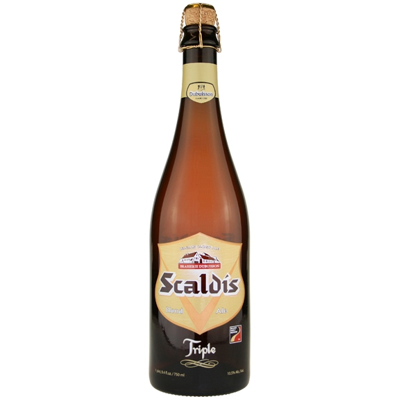 Scaldis Triple Blond Ale 25.4 oz