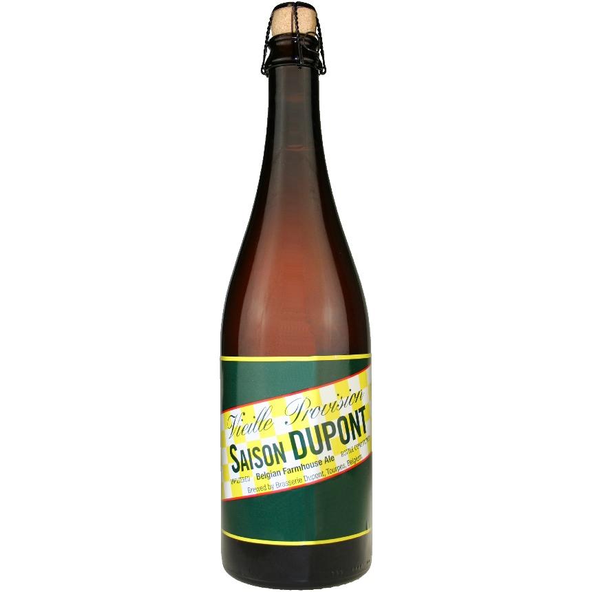 Saison Dupont Farmhouse Ale 25.4 oz