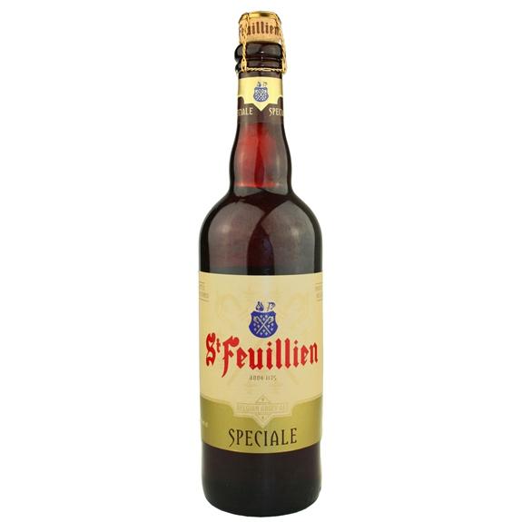 St. Feuillien Speciale Abbey Ale 25.4 oz