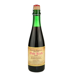 Hanssens Oude Kriek (Cherry) Lambic 12.7 oz