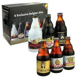 Van Steenberge Belgian Ales Sampler (6 bottles)