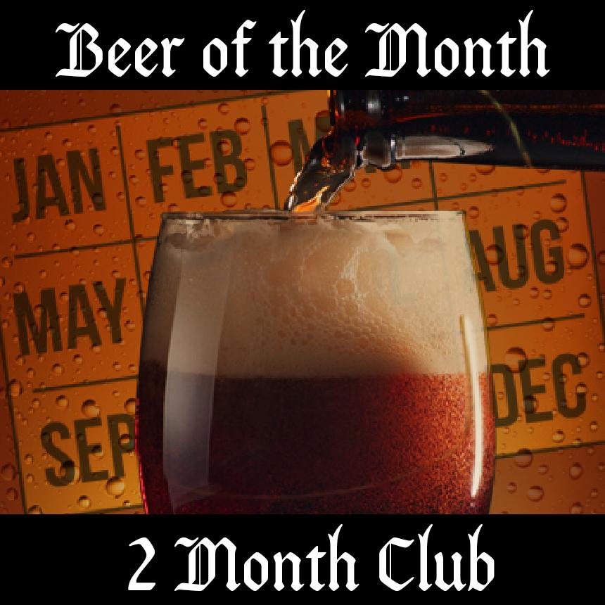 2 Month Belgian Beer Club
