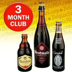 3 Month Belgian Beer