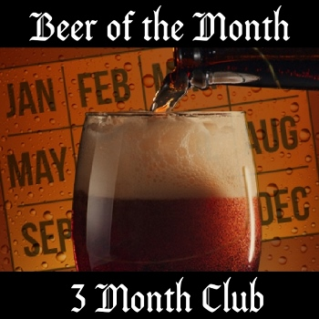 3 Month Belgian Beer Club