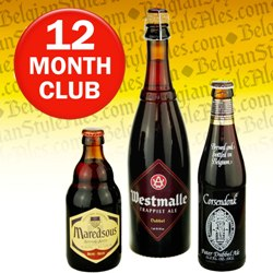 Twelve Month Belgian Beer