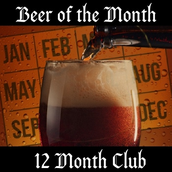 Twelve Month Belgian Beer Club