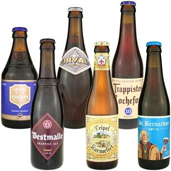 Belgian Classics Sampler (6 bottles)