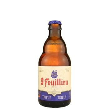 St. Feuillien Triple Abbey Ale 11.2 oz