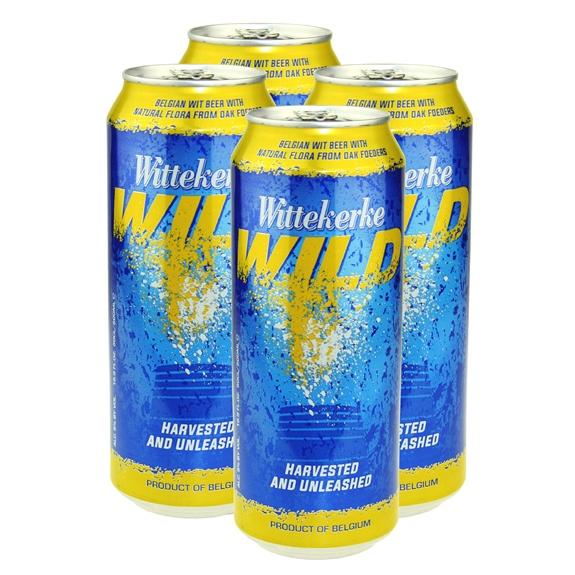 Wittekerke Wild (4-can pack)