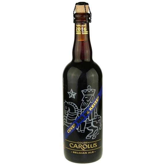 Gouden Carolus Cuvee van de Keizer Blauw 25.4 oz
