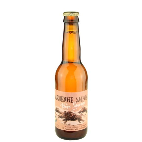Ardenne Saison Biere Sauvage  11.2 oz