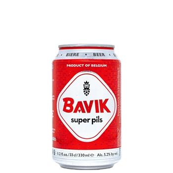 Bavik Super Pils 11.2 oz can