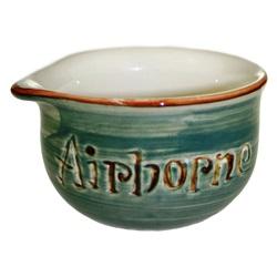 Airborne Helmet Ceramic Mug