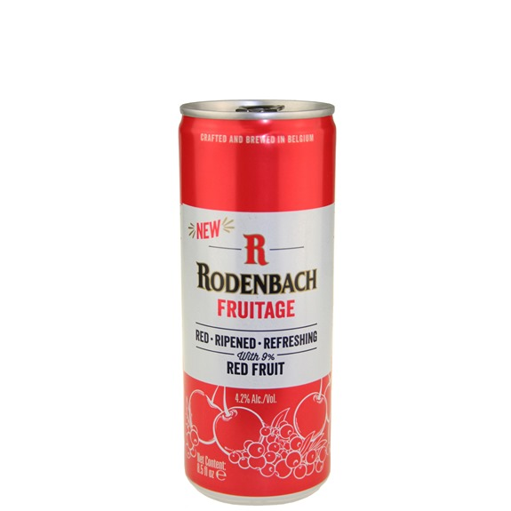 Rodenbach Fruitage 8.5 oz can