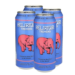 Delirium Tremens (4-can pack)