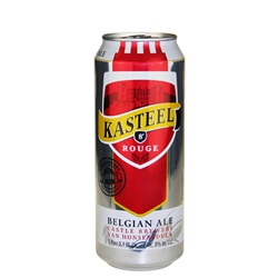 Kasteel Rouge Belgian Ale 16.9 oz can