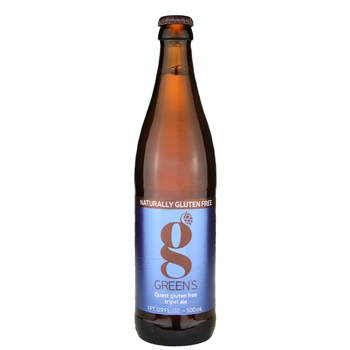 Green's Quest Gluten Free Tripel Ale 16.9 oz