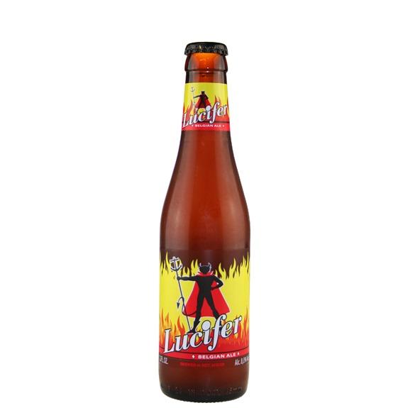 Lucifer Belgian Ale 11.2 oz