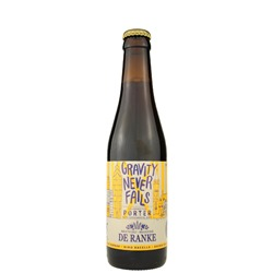 De Ranke Gravity Never Fails Porter 11.2 oz