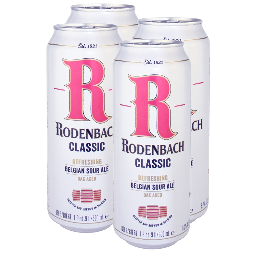 Rodenbach Classic (4-can pack)
