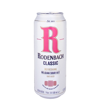 Rodenbach Classic 16.9 oz can
