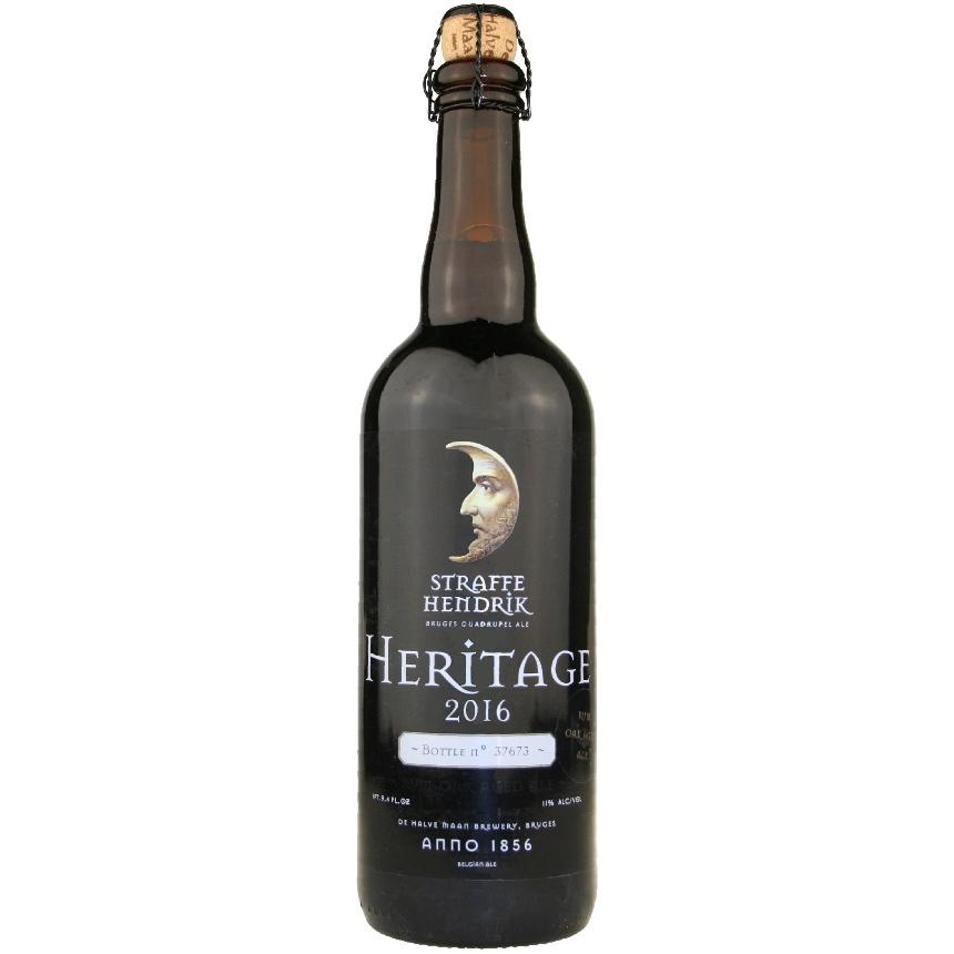 Straffe Hendrik Heritage 2016 25.4 oz