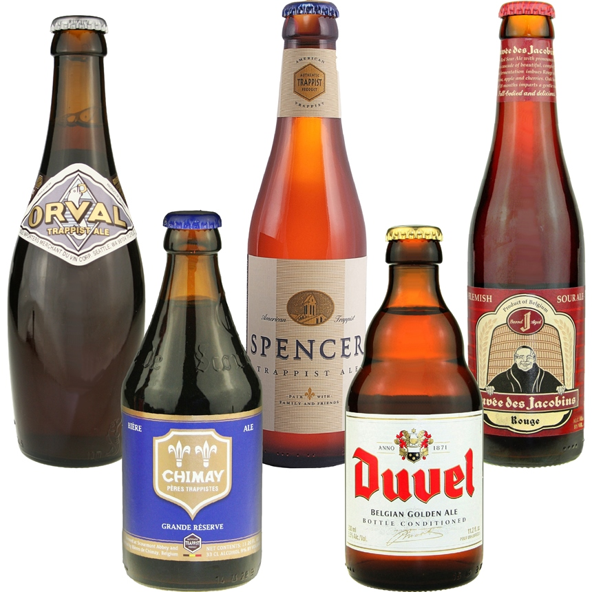Virtual Belgian Beer Tasting with Cicerone David Nilsen