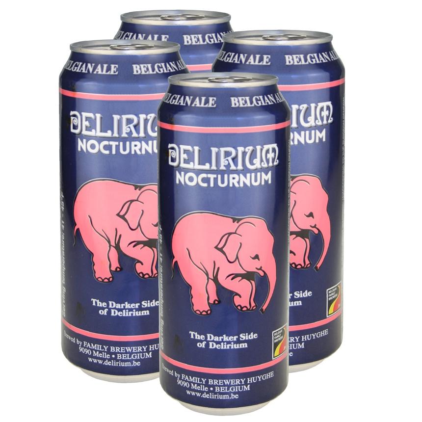 Delirium Nocturnum (4-can pack)