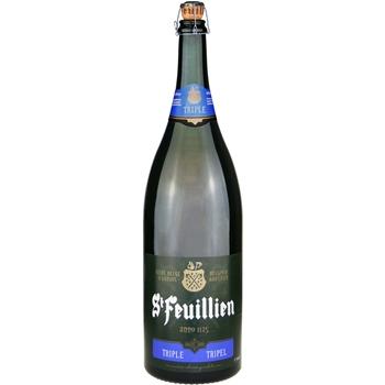 St. Feuillien Triple Abbey Ale 3 liter