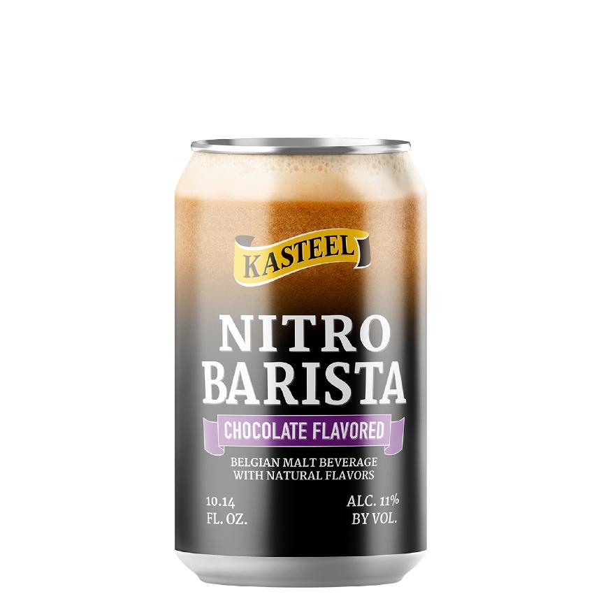 Kasteel Nitro Barista 10.14 oz can