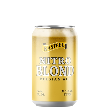 Kasteel Nitro Blond 10.14 oz can