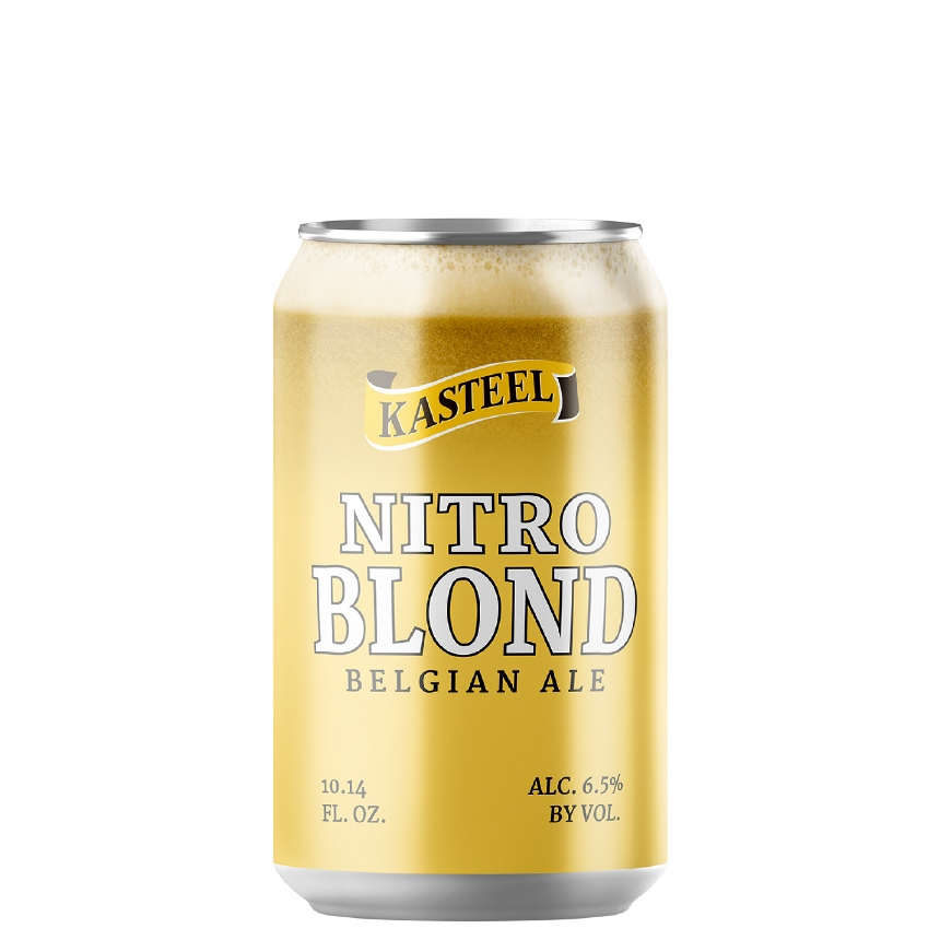 Kasteel Nitro Blond 10.14 oz can