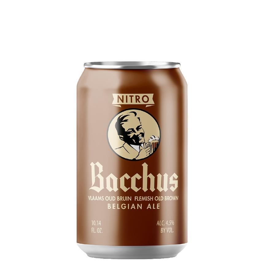 Bacchus Nitro Flemish Old Brown 10.14 oz can